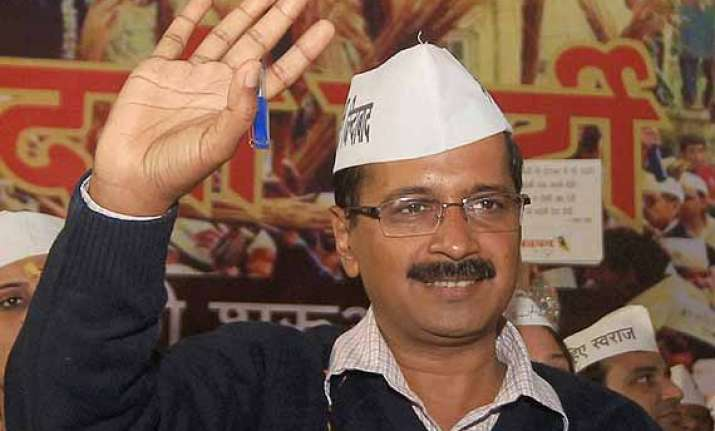 kejriwal issued notice for rajghat meeting