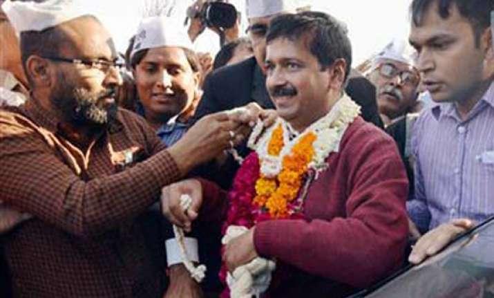 kejriwal says he can take on modi