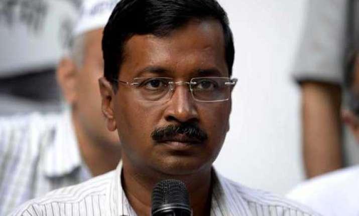 aap mlas meet president demand fresh polls in delhi