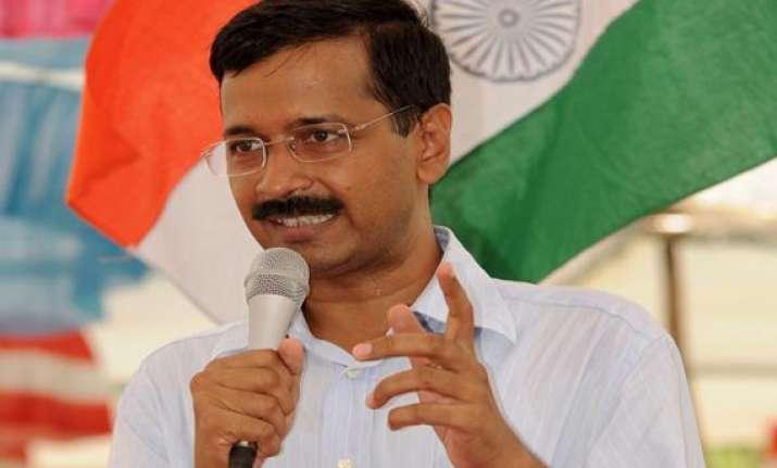 kejriwal to vote in delhi