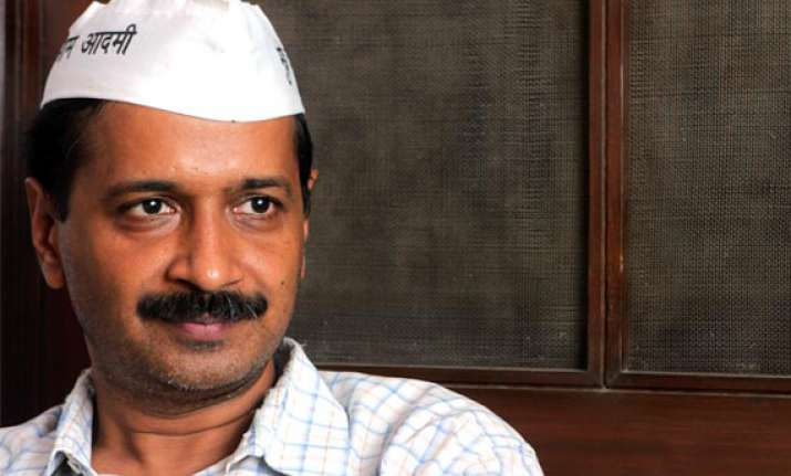 kejriwal will not contest against modi from vadodara aap