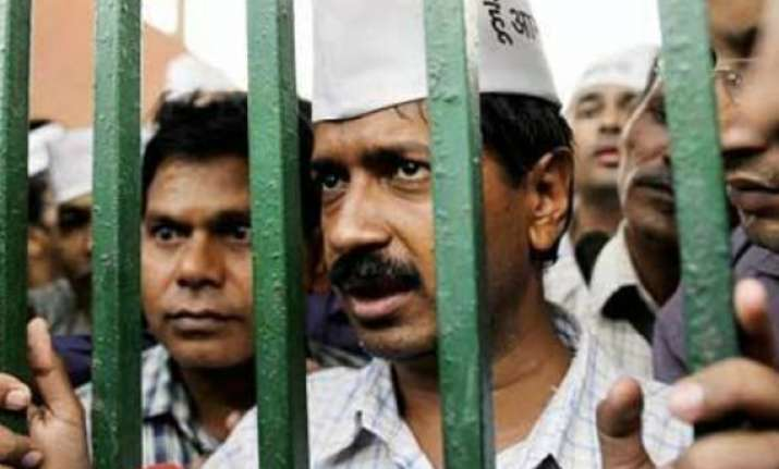 kejriwal a foreign agent says up congress
