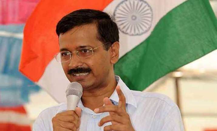 kejriwal alleges power companies committed fraud in