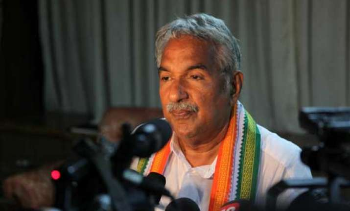 kerala will not allow river linking project oommen chandy