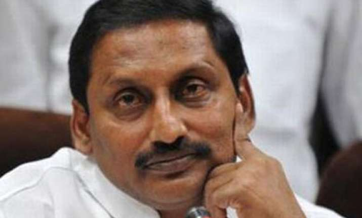 kiran reddy to decide on new party