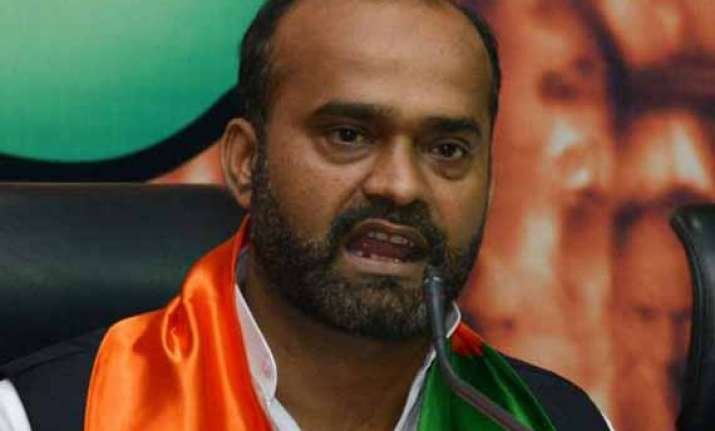 live why has congress given ticket to rail scam accused