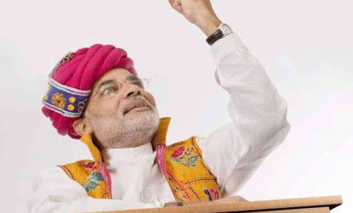 live modi alleges congress planning to bring weak coalition