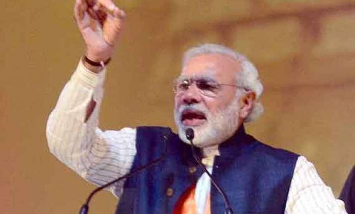 live congress made scam india modi will make skilled india