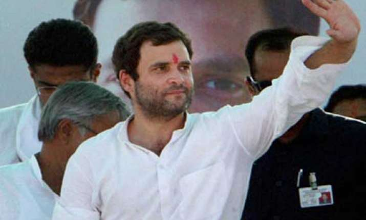 live voting for cpi m means helping bjp says rahul gandhi