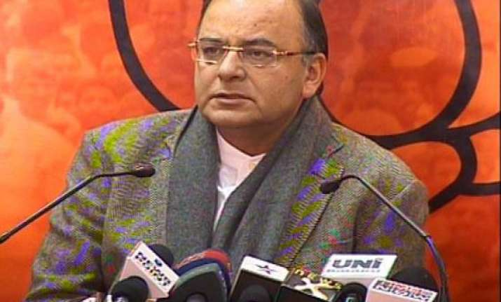 ljp s move indicates groundswell in favour of bjp jaitley