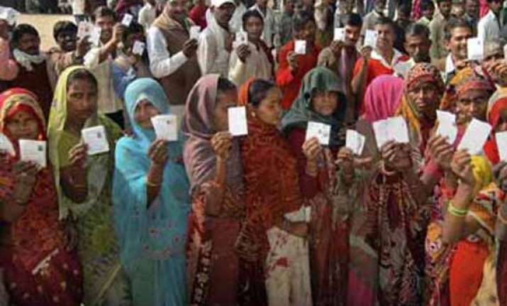 live high turnout in sixth phase of ls poll 2014