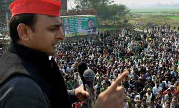 2014 ls polls sp keeps target of 60 seats from up