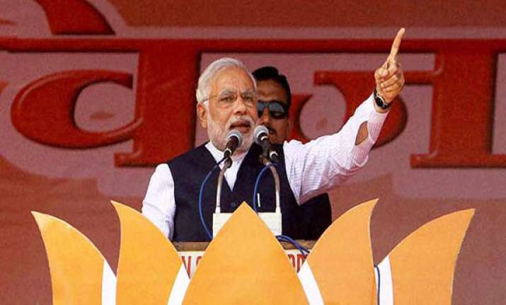 ls win not a mere five year contract says modi