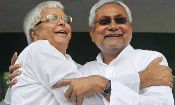 lalu nitish misleading people in the name of mandal
