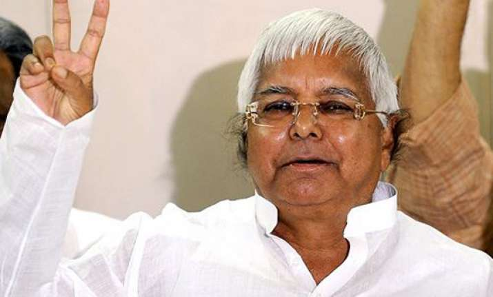 lalu s wife sons and daughter are star campaigners