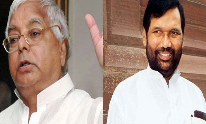 lalu to continue efforts to engage paswan