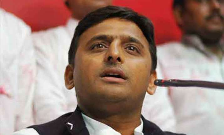 law and order better in up than many other states akhilesh