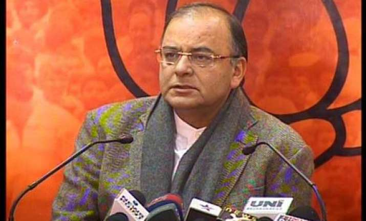 leader should accept party s no with smile says jaitley