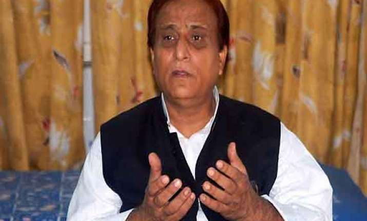 let rahul clarify on isi remark demands azam khan