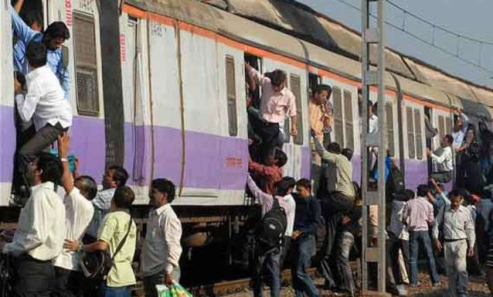 let this be the final rail fare hike urges shiv sena