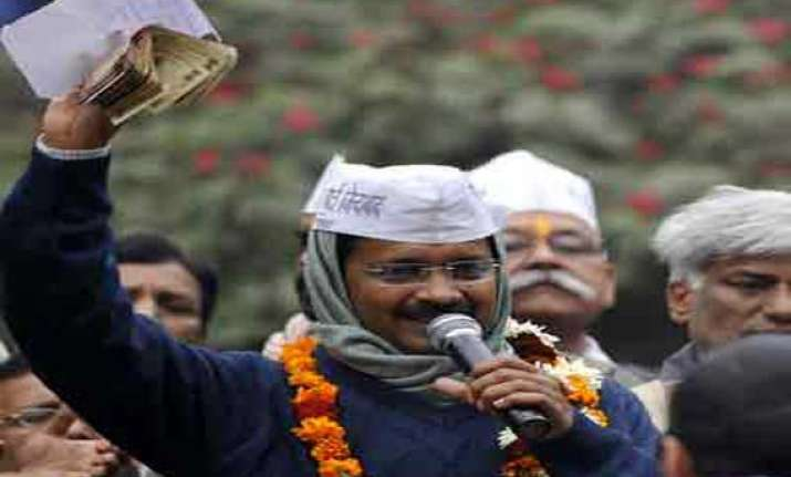 live reporting aap launches three day road show in uttar