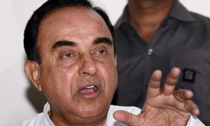 loc attacks we must get ready for war says swamy