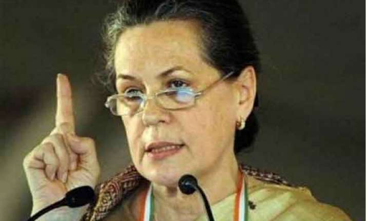 lop issue sonia holds meeting with party mps