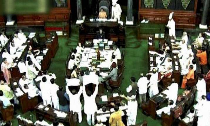 uproar in parliament as 5 soldiers killed by pak troops