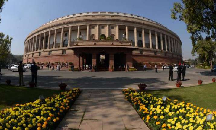 lokpal might be discussed in ongoing monsoon session