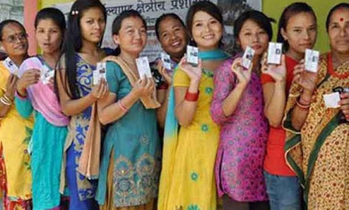 long queues in bengal