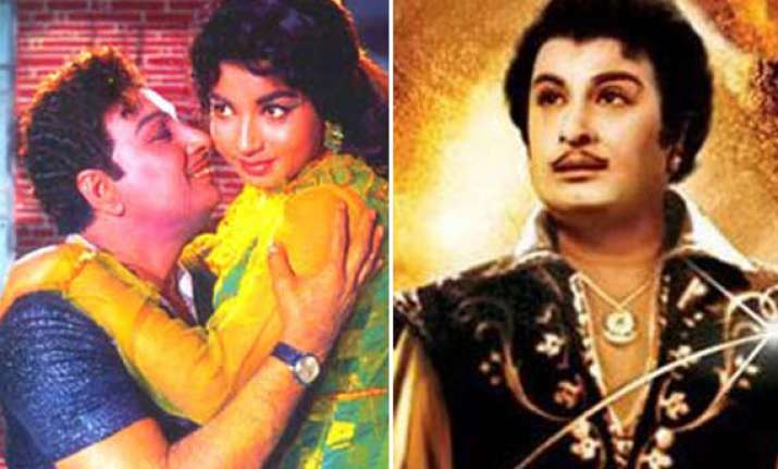 m g ramachandran the first film actor to become chief