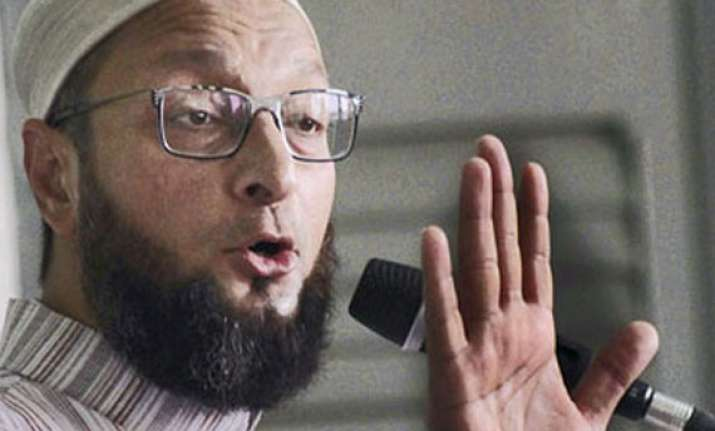 mim leader owaisi condemns blasts appeals for peace