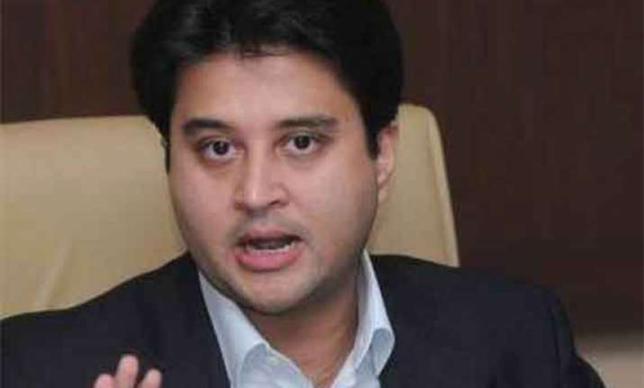 mppeb scam scindia demands cbi probe chouhan s resignation