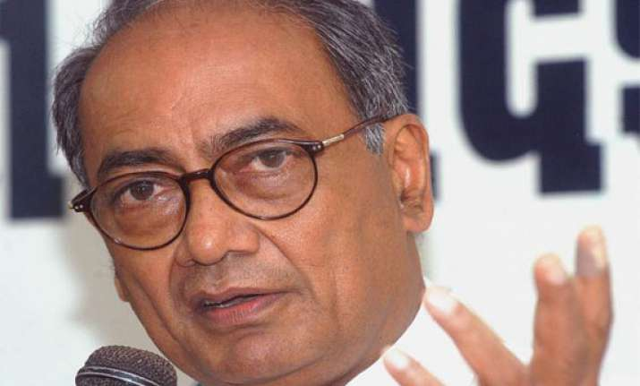 mp govt has fallen short on people s expectations digvijay