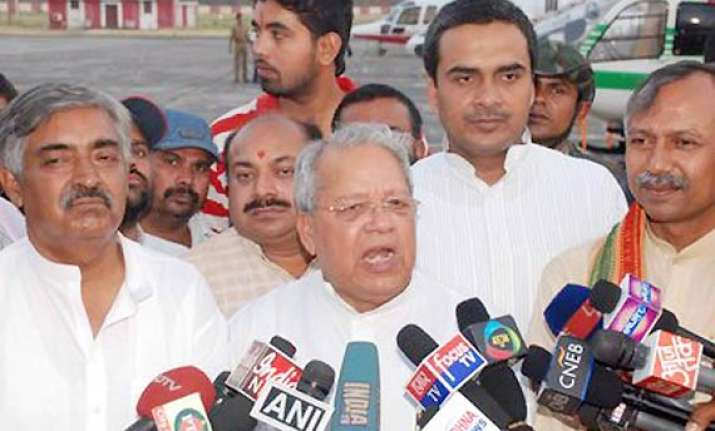 mafias have been allotted districts in up says kalraj mishra