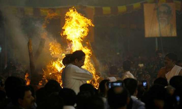 maha congress opposes renaming shivaji park as shiv tirth