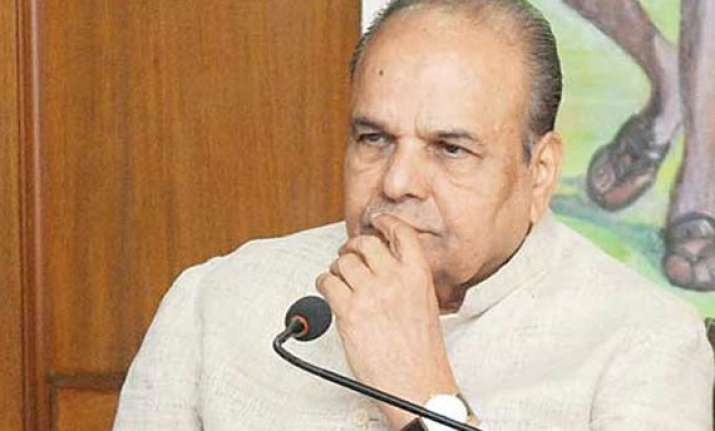 maharashtra governor sankaranarayanan resigns in protest