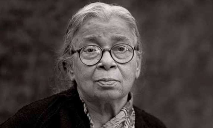 mahasweta devi sought ticket for daughter claims bjp