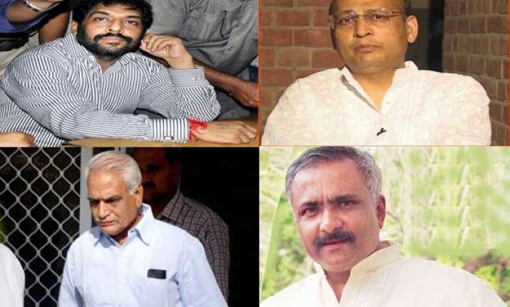 major sex scandals involving indian politicians