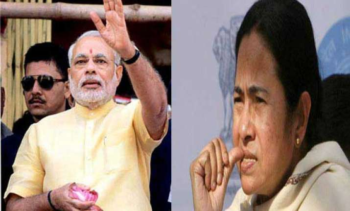 mamata angry with me for raising bangladesh infiltrators