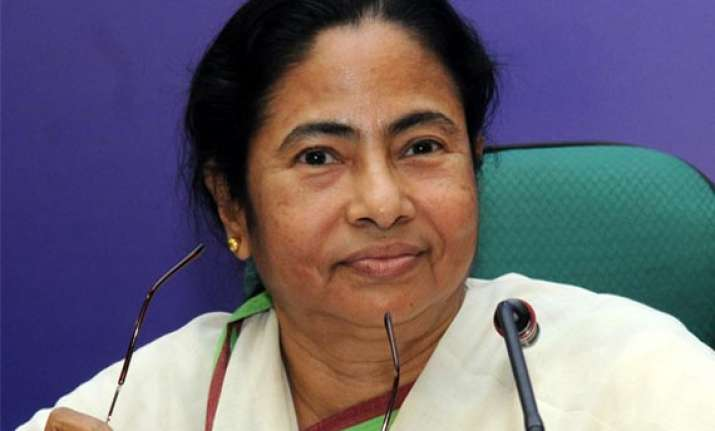 mamata announces a separate department for tribal affairs