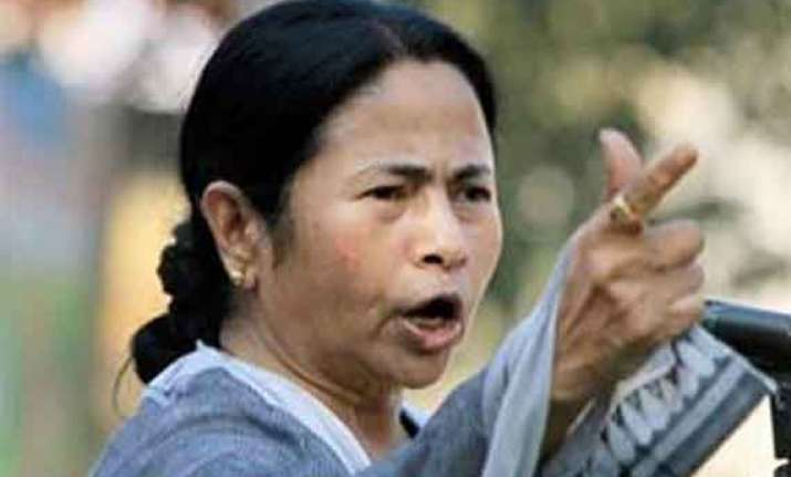 mamata rules out possibility of modi becoming pm