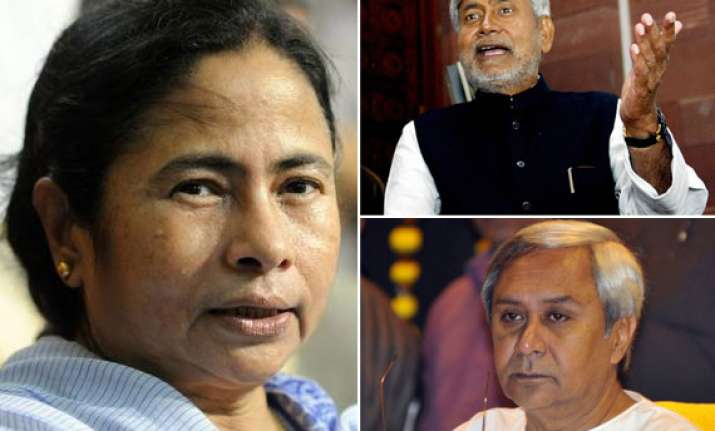 mamata s federal front may be a political ploy