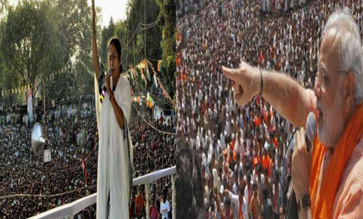 mamata says modi is indulging in politics of drama