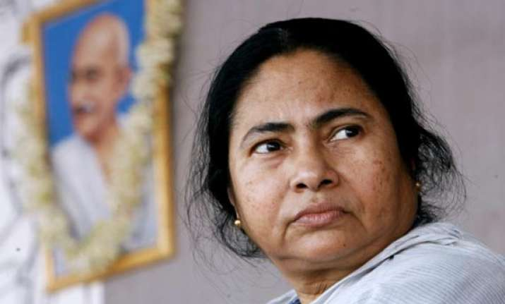 mamata seeks central security forces for rural polls