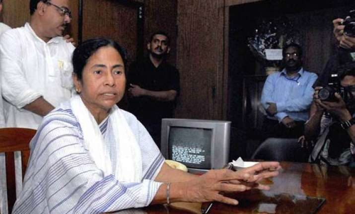 mamata completes six months as chief minister