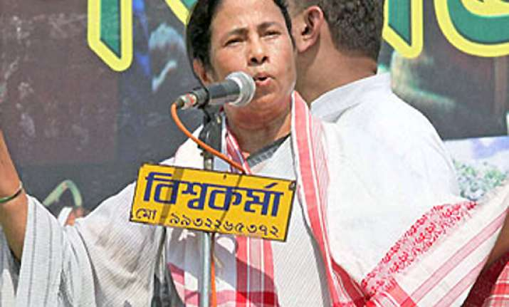 mamata declares tribals in junglemahal as bpl