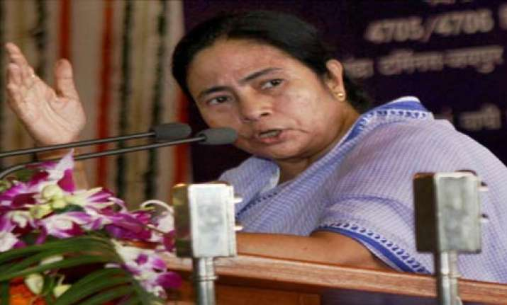 mamata dismisses charge of use of black money in polls