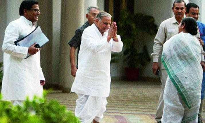mamata mulayam propose manmohan kalam somnath for president