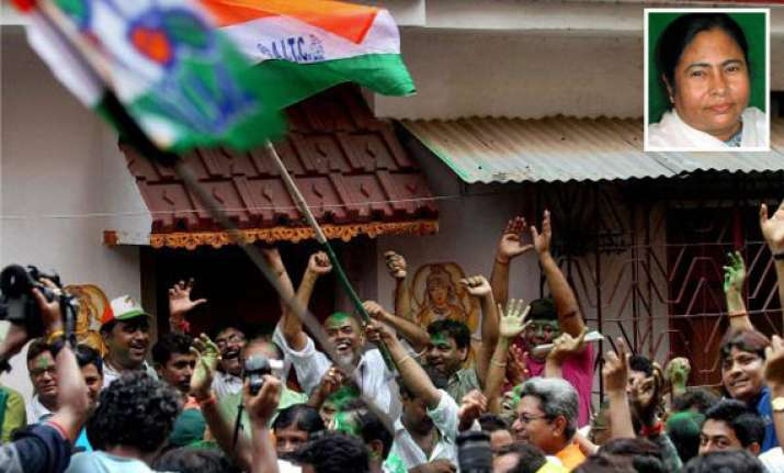 mamata not to shift from her kalighat residence
